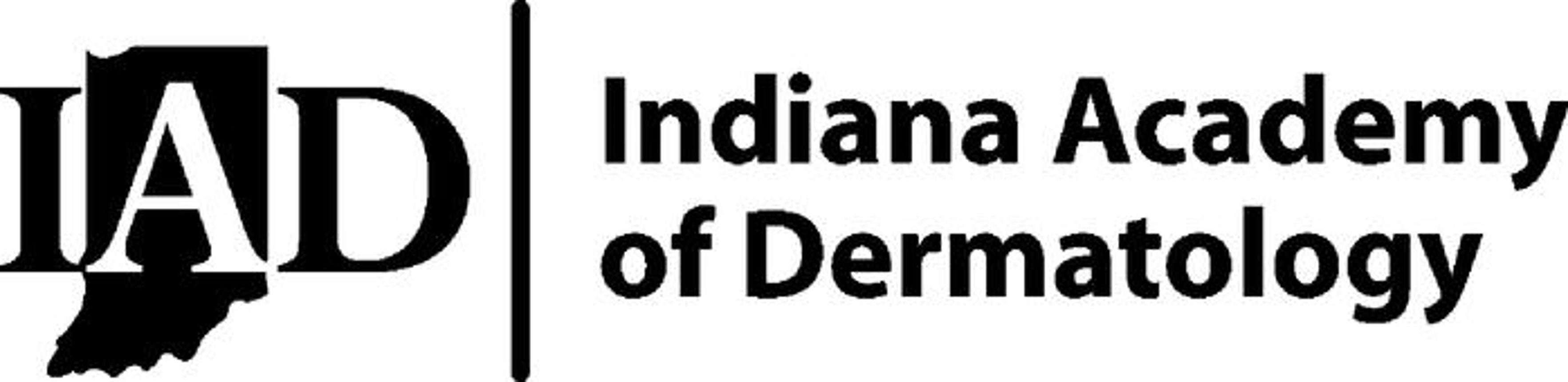 Indiana Academy of Dermatology logo