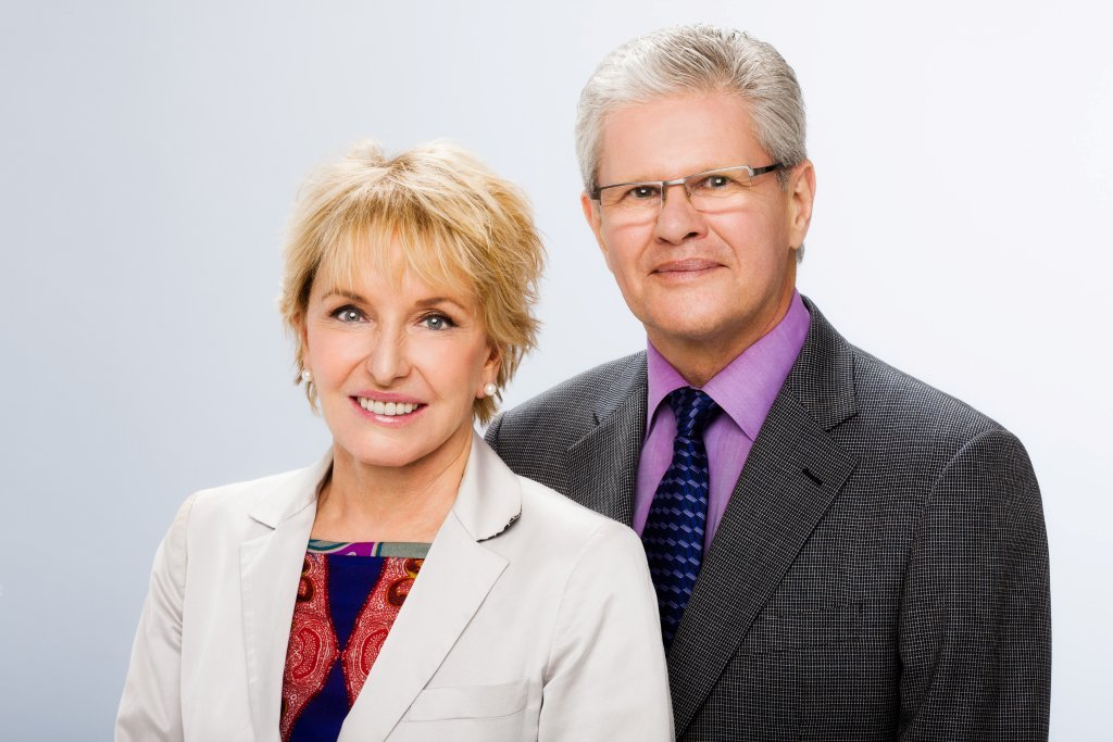 Drs. Alastair and Jean D. Carruthers