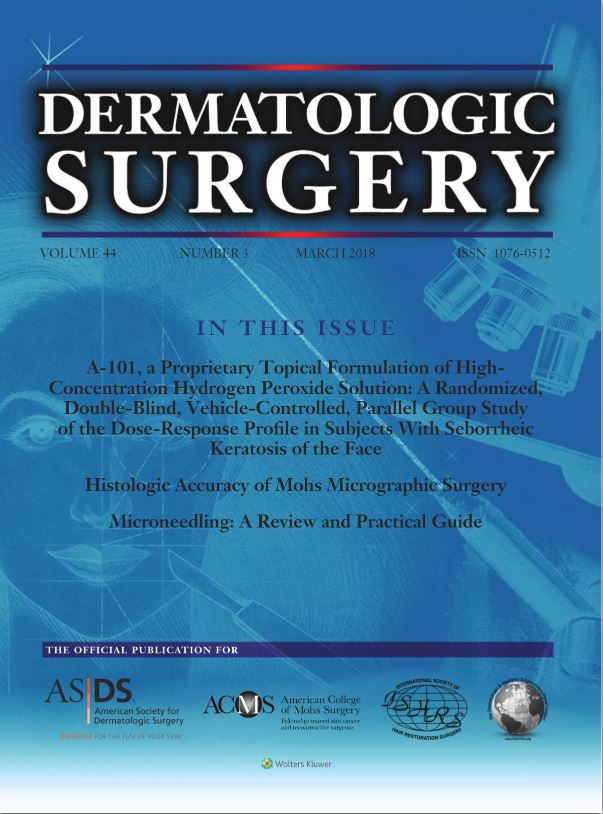 Dermatologic Surgery journal